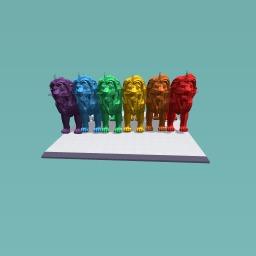 Rainbow simbers