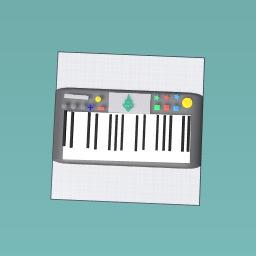 Music of piano