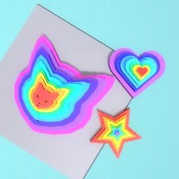 Rainbow's Fine Art