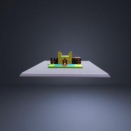 Minecraft Castle 1