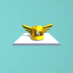Flying hat