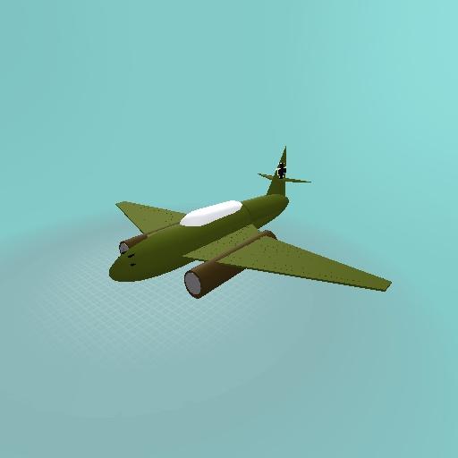ME 262 plane