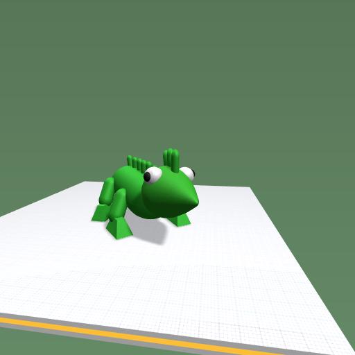 itchy iguana