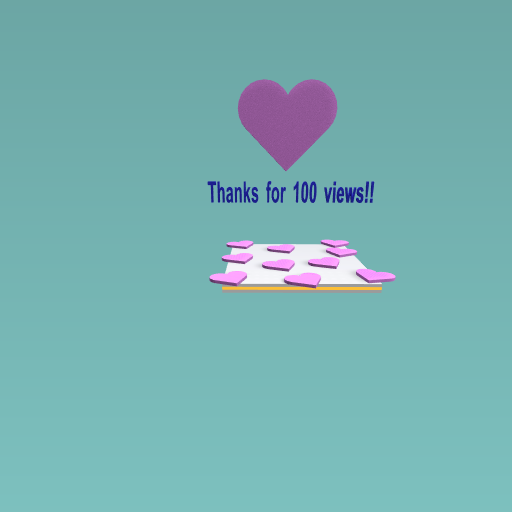 Thanks for 100 views!