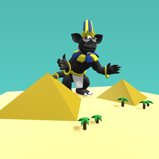 Monster king of egypt