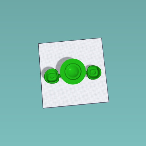 Shrek spinner