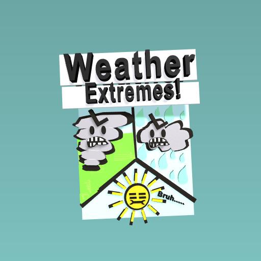Weather extreames