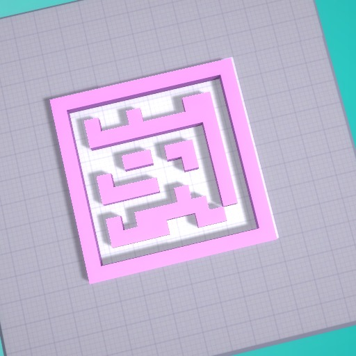 the purple maze