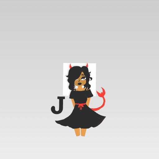 A person [ j ]