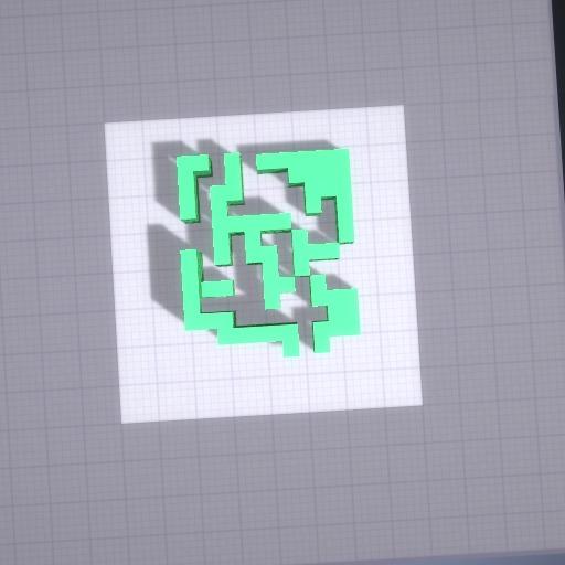 Blocky Mystery Maze