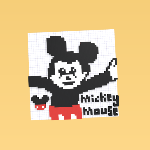 Mickey Mouse :D