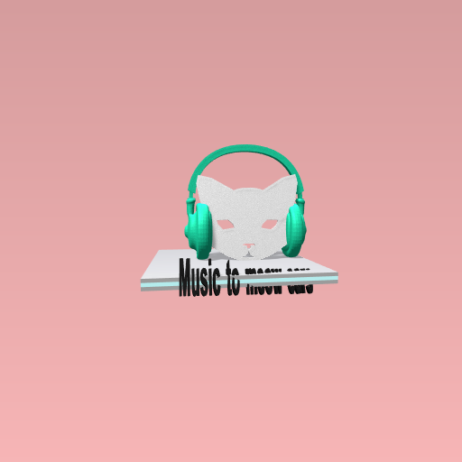 Meow the music