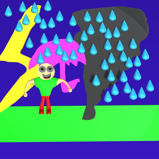 Umbrella to controll the tornado