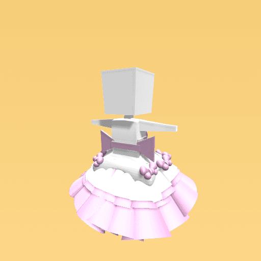 Miss lady rose dress unfinished