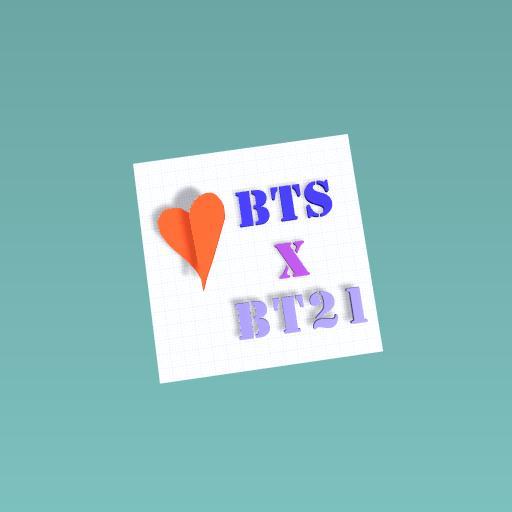 Bts x Bt21 :) ;)