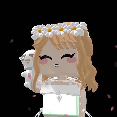 The cute 3D queen