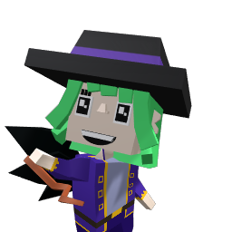 Lunar the witch