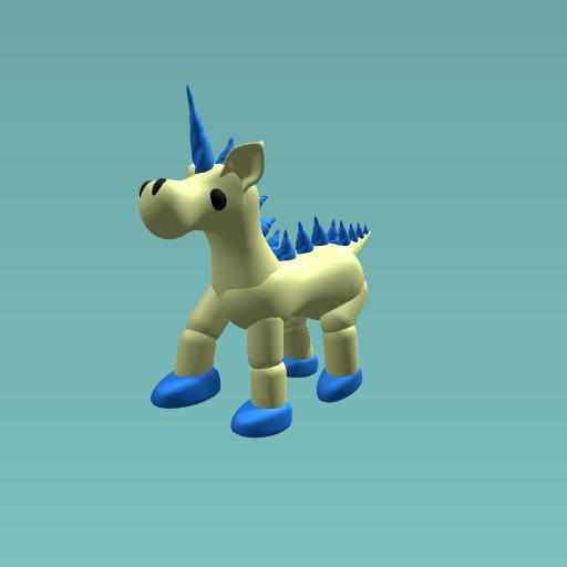 a very UNREAL unicorn.