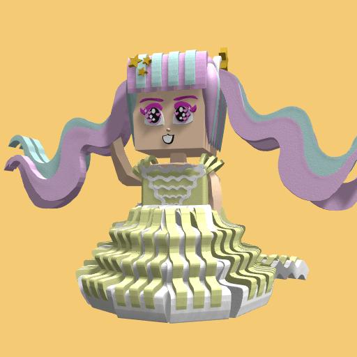 Kawaii queen full look (free)