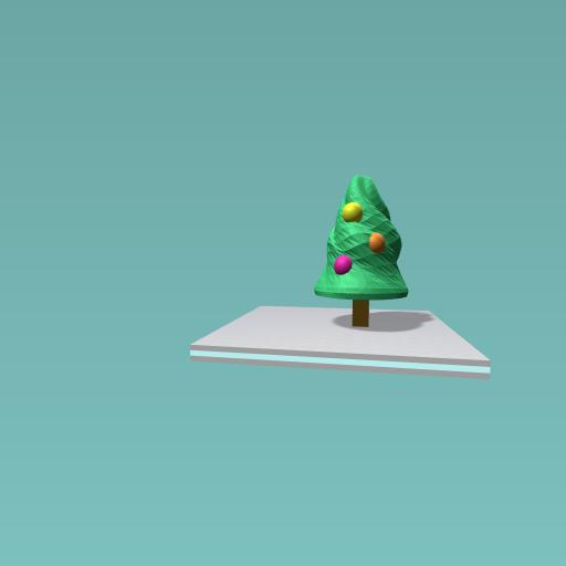 Christmas tree??