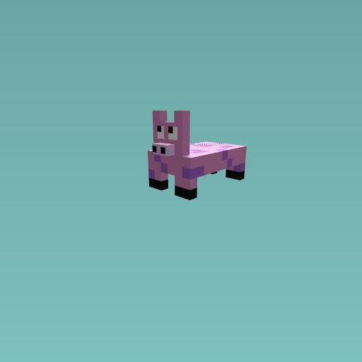 3D ppp (pink,purple,pig