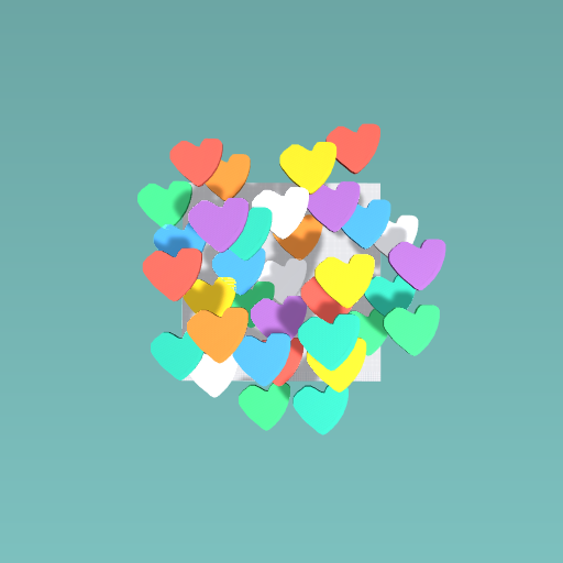 Flurry of hearts