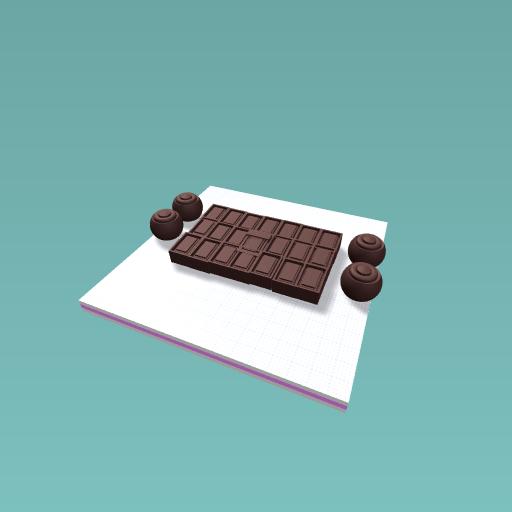 Who wants chocolate