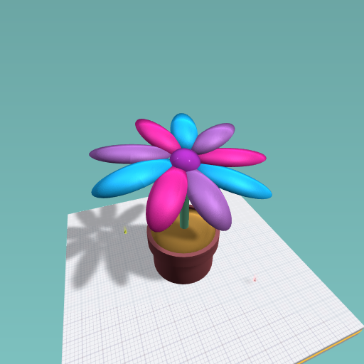 Unicorn Flower1