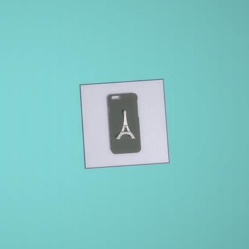 Paris phone case