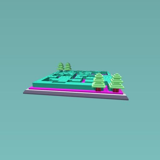 the winning maze