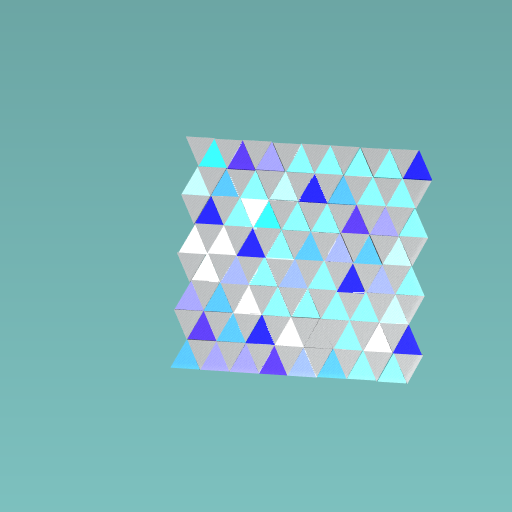 Triangles that took ten tries