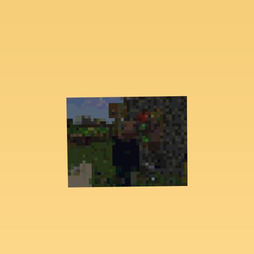 Villagers wedding Minecraft pics ( series )