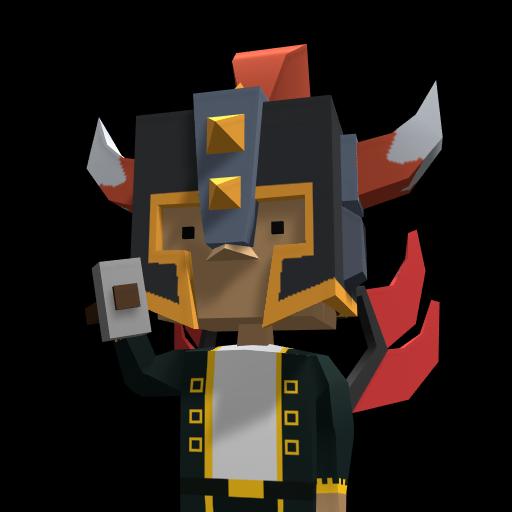 Red devilStrongLog