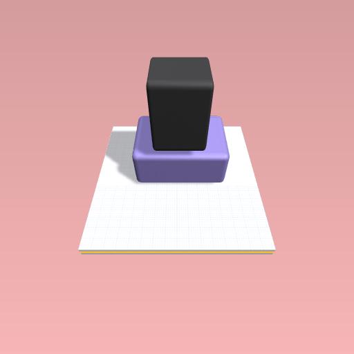 stamp on floor