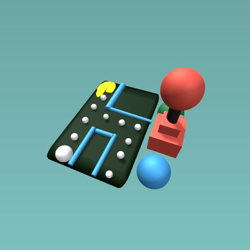 Joy stick game