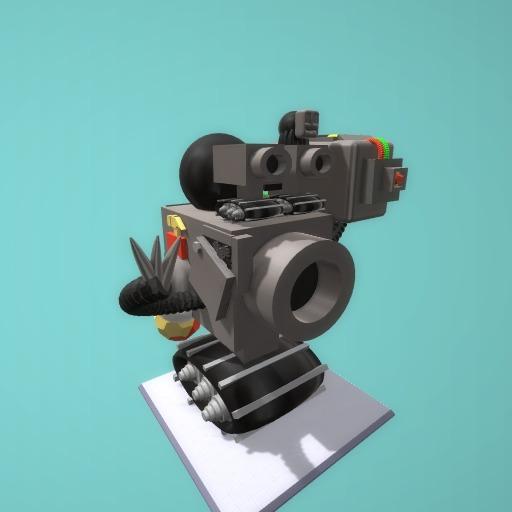 my robot gadget