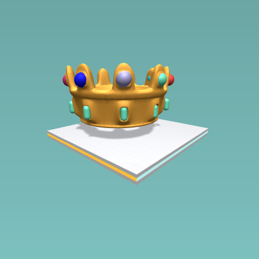 Crown for a King...or Queen