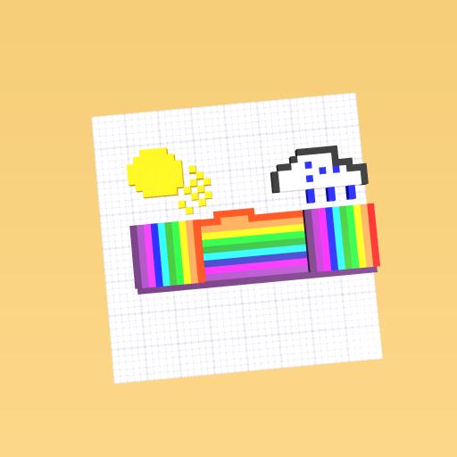 rainbows,sun,&rain