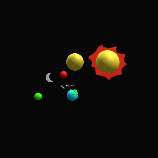 My own solar system
