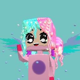 Nuha rainbow unicorn