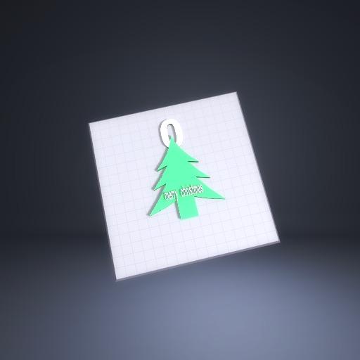 jordans christmas tree