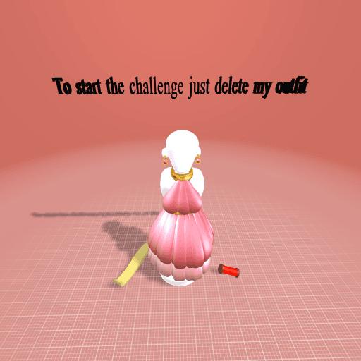 Dress maker challenge