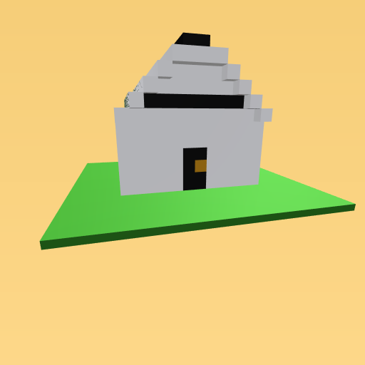 trying to do a house