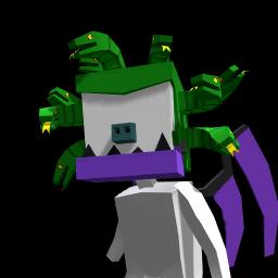 V Emerald Miner,