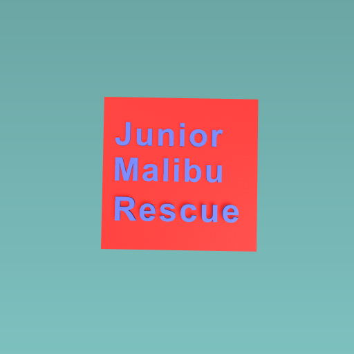 Junior malibu