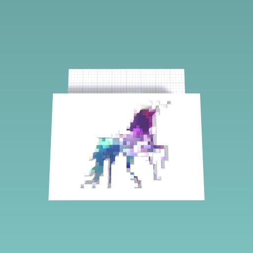 galxy unicorn