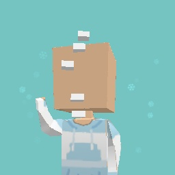 Mint pink girl