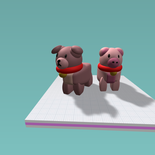 Year of the Dog and Pig