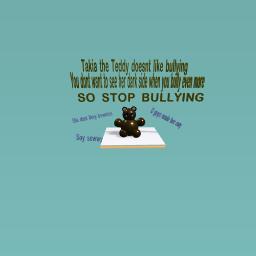 Stop buwwying