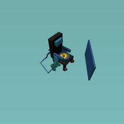 x box toilet